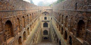 Ступенчатые колодцы в Индии