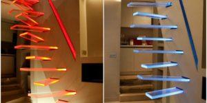 Лестницы, по которым хочется гулять все время