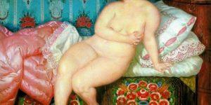 Сочные красавицы Кустодиева и то, что вы о нем не знали