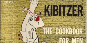 Когда на кухне колдует только мужчина. Иллюстрации 1952 года