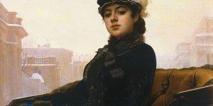 Дочь художника Крамского - печальная судьба большого таланта