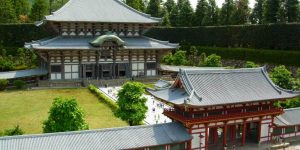 Тодай-дзи - самое большое деревянное сооружение в мире