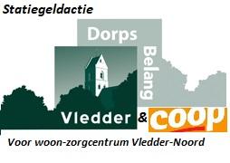Statiegeldactie van Dorpsbelang Vledder en de Coop voor woon-zorgcentrum in Vledder-Noord.