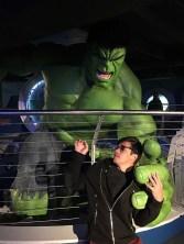 Ataque do Hulk