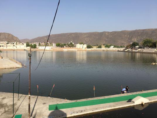 Pushkar e seu lago sagrado