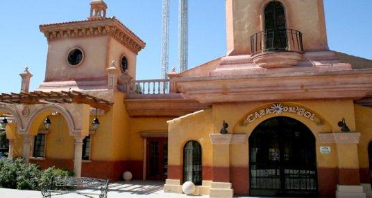 Restaurante Casa del Sol - Parque Warner Madrid