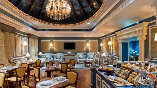 Fonte: Hotel Warwick Doha