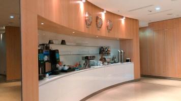 Lounge VIP Air Canada em Frankfurt