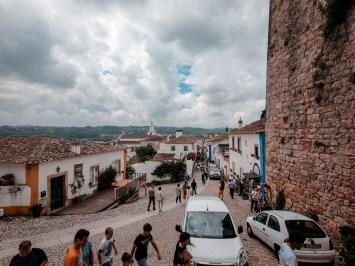 Vila medieval de Óbidos