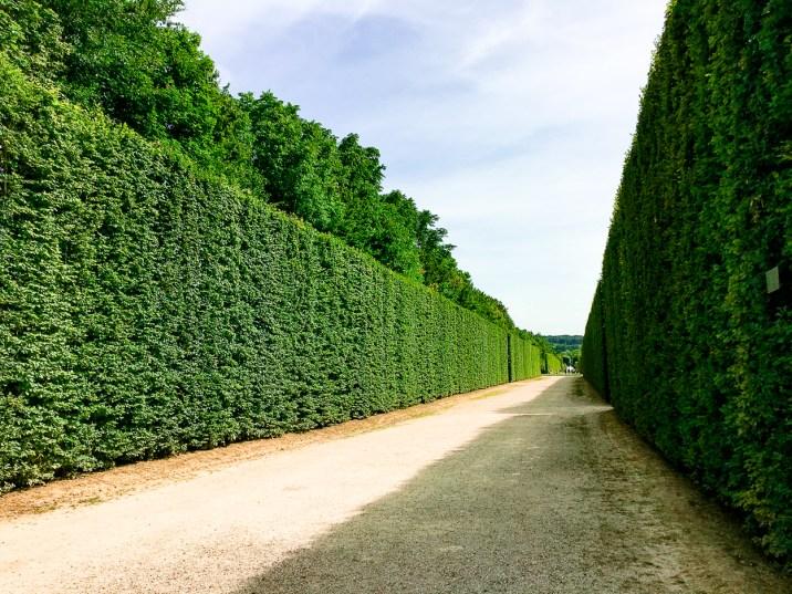 Jardins do Palácio de Versalhes