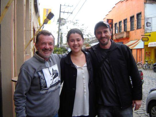 Seu Zico Loco, Nana e Ricardo