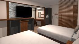 客室206B