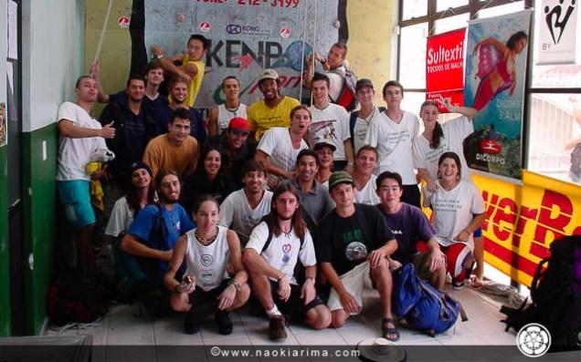 Campeonato em Caxias do Sul (RS). 2002.