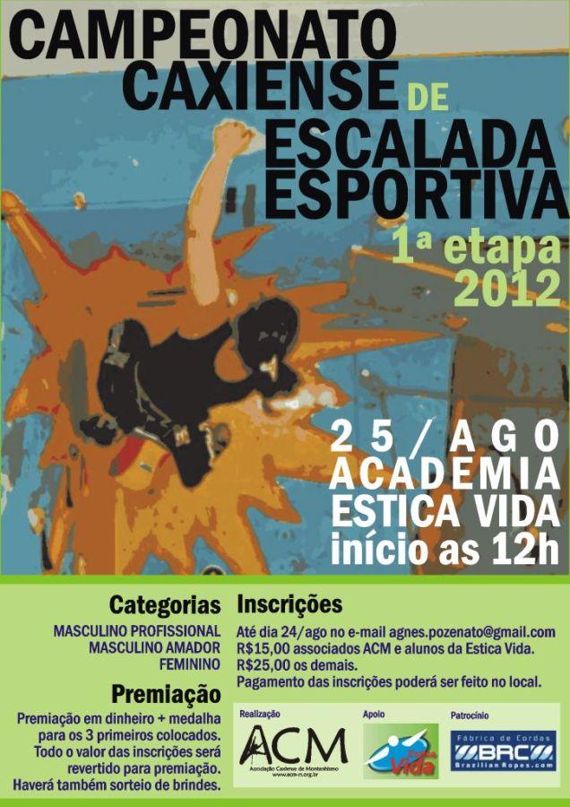 CAXIENSE DE ESCALADA ESPORTIVA 2012 (1)