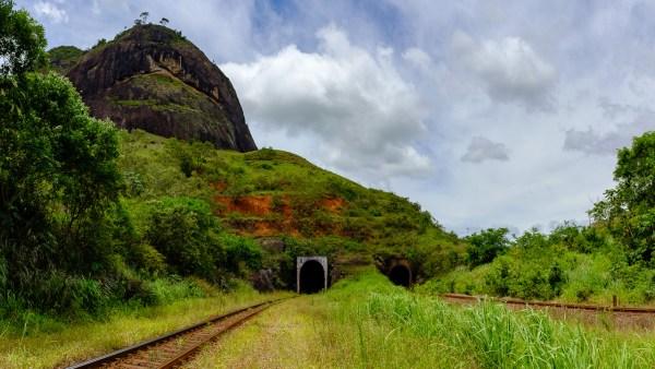 Pedra do Túnel - Locomotiva 269 (4o, VI, D1, E2 ,200m)