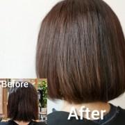 natural highlight for grey hair