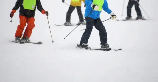 スキー レッスン
