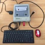 """スーパーファミ""""パソ""""コン作ってみた -Raspberry Pi3 Model B-"""