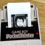 ポケットプリンターで印刷して遊んでみた