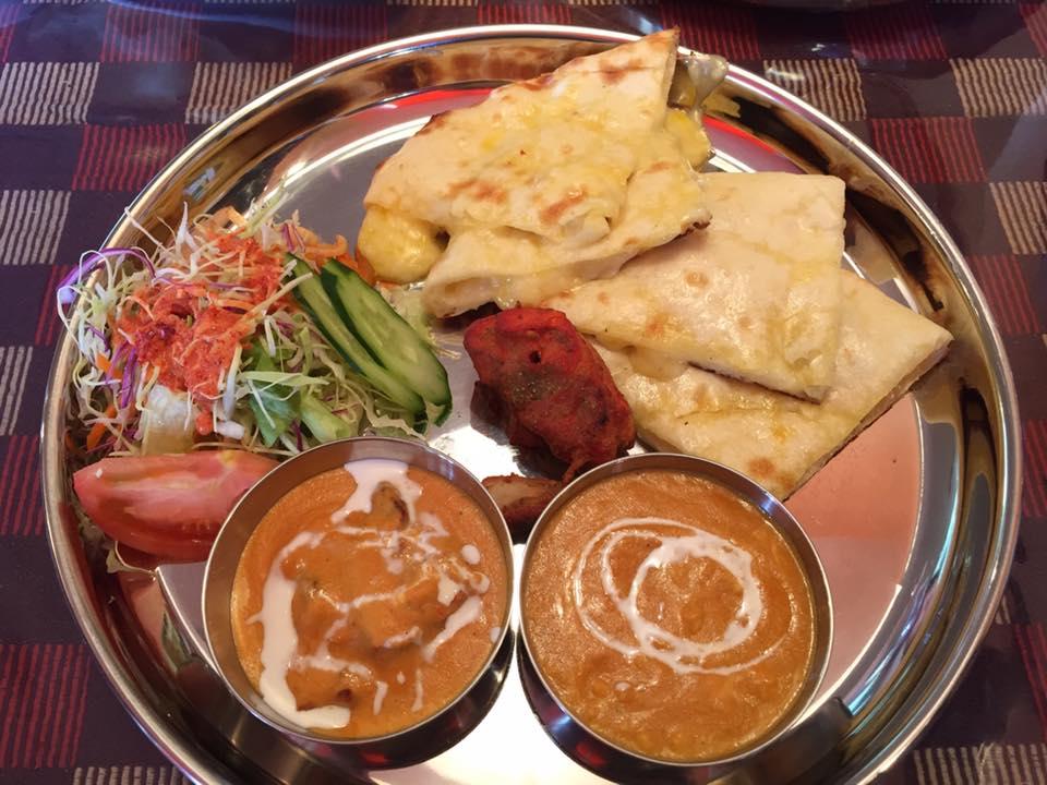 タンドール(TANDOOR)駅家店の口コミ。インド人コックさんが作るカレーとても美味しいです。