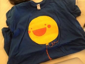 Core Happiness T-shirt