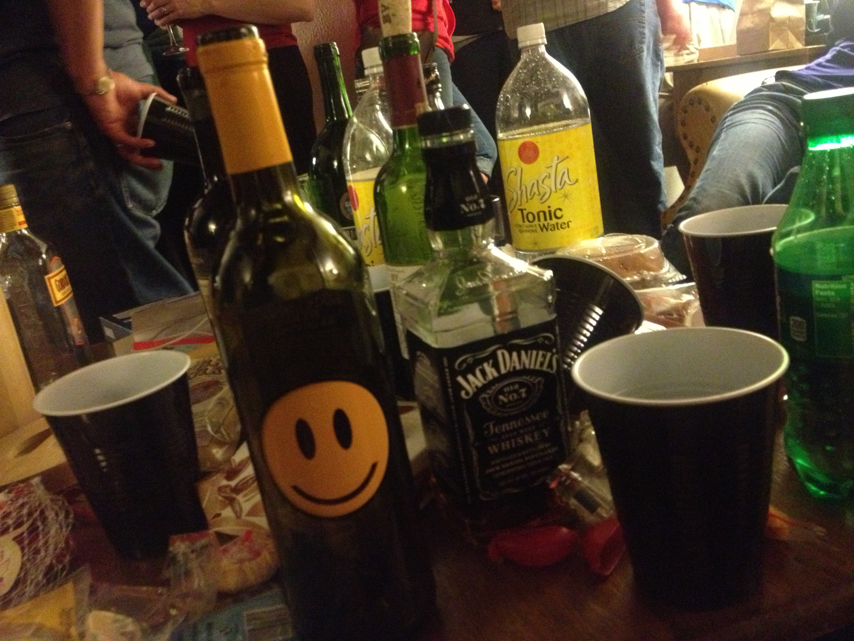 Happy wine :)