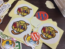 WordFes Nagoya wapuu stickers