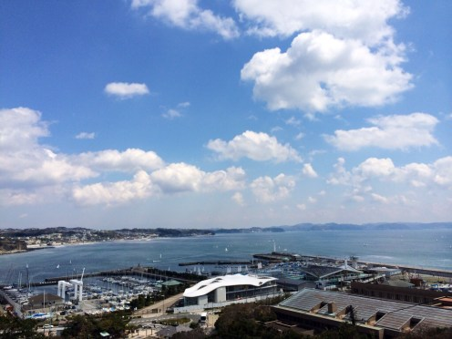 View from Enoshima