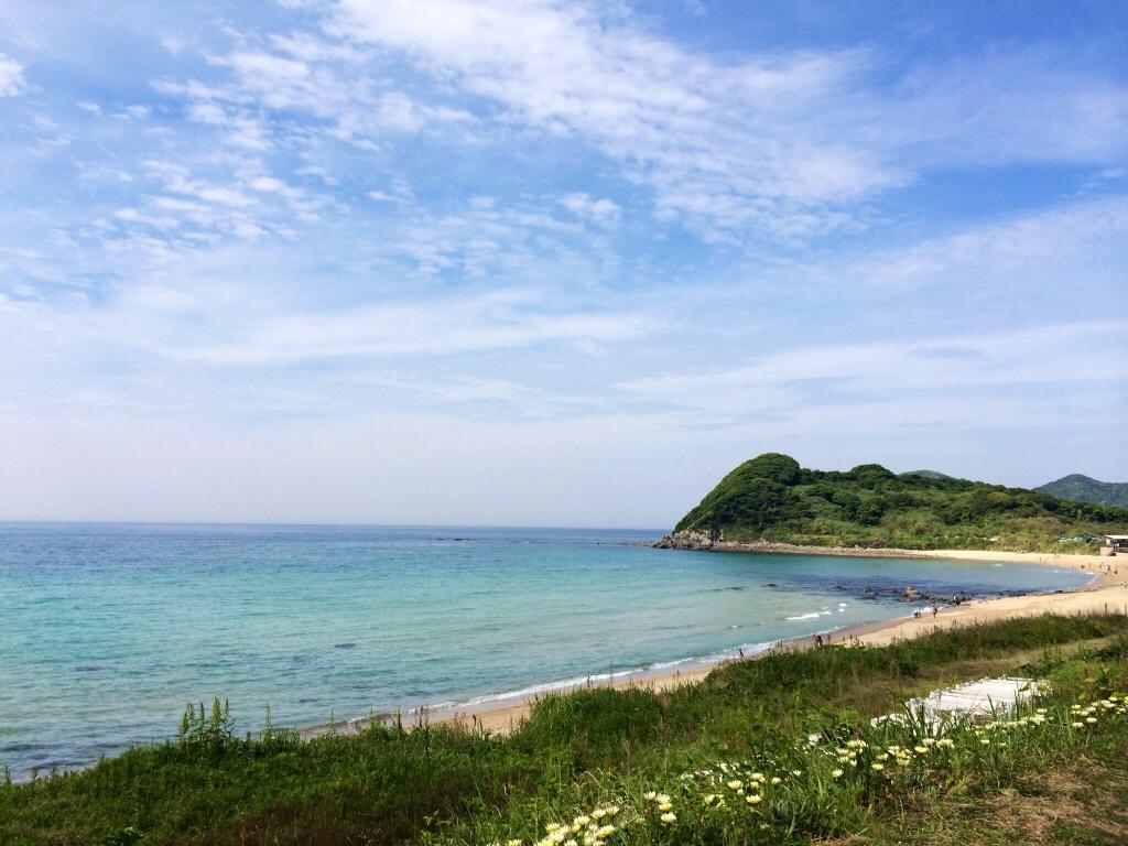 Futamigaura Beach, Itoshima