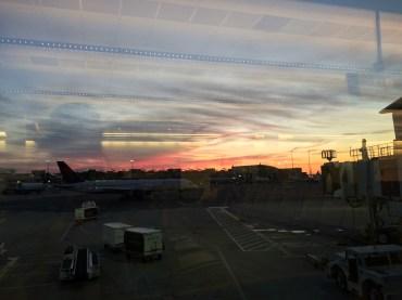 Last sunrise of 2014