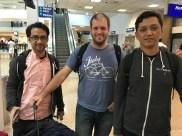 At SLC Airport