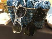WP-branded sunglasses