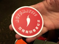 Automattic Hot Pepper Club sticker