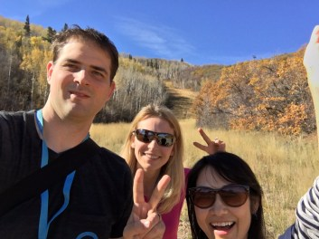 Hiking in Park City Mountains