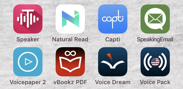 Comparing 4 PDF Text-To-Speech iOS Apps: Voice Dream Reader