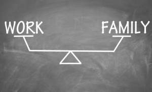 work and family business