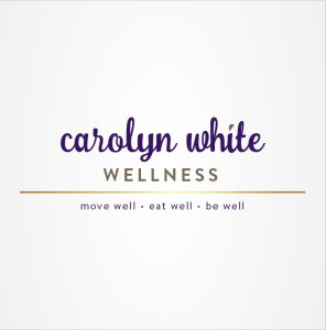 Carolyn White Wellness Logo