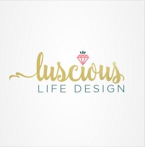 Luscious Life Design Logo