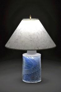 Oval lamp