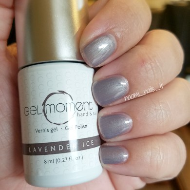 lavender ice, gelmoment colors, gelmoment gel polish, naomi nails it, manicure, nails, gel polish, nail polish color, fall 2017 nail color
