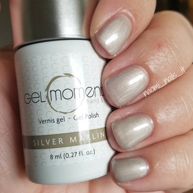 silver marlin, gelmoment colors, gelmoment gel polish, naomi nails it, manicure, nails, gel polish, nail polish color, fall 2017 nail color