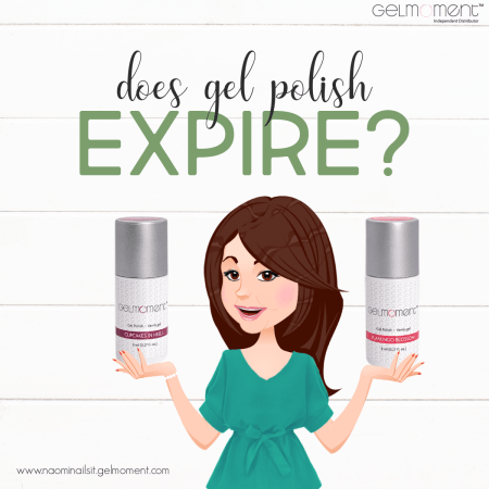 does gel polish expire, gel polish expiration, nail polish expire, gelmoment, gel polish shelf life, gel polish, nails, naomi nails it,