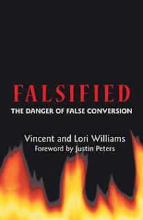 falsified book cover