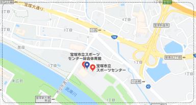 宝塚市民プール