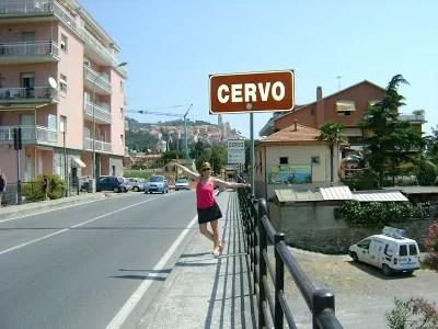 Cervo – cidade medieval na Riviera Italiana que merece sua atenção