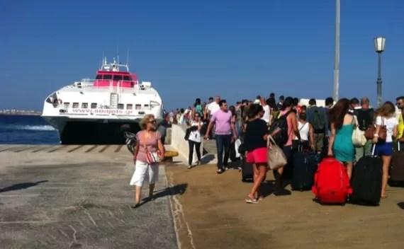 E esse foi o sexto dia de #Grecia …