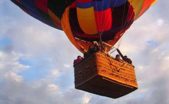 Vôo de balão em Boituva (by Daniela Nogueira)