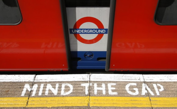 Londres – Mind the Gap