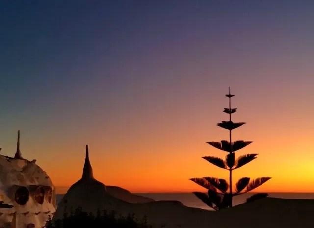 Por do sol na Casapueblo – a emoção de assistir e dicas úteis (Ceremonia del Sol)