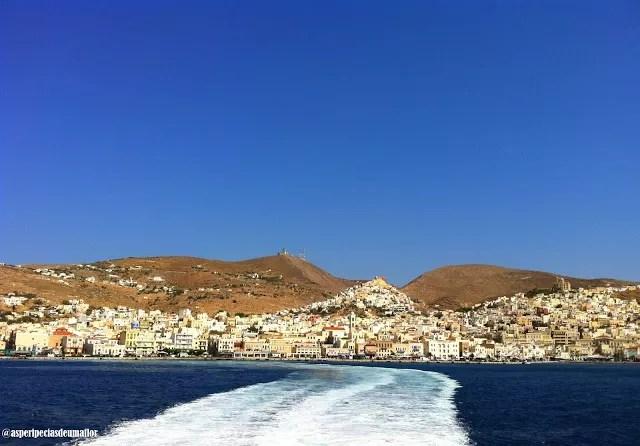 Como chegar às ilhas gregas?